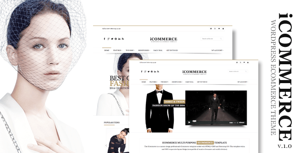 icommerce - multi-purpose woocommerce theme