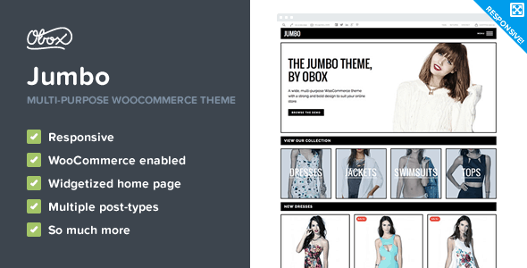 jumbo - multi-purpose woocommerce theme