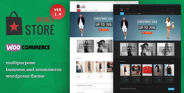 wokeystore - multipurpose business ecommerce wp