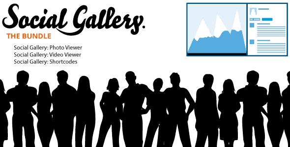 social gallery wordpress lightbox bundle