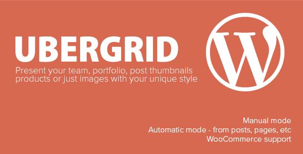 ubergrid - responsive grid builder for wordpress
