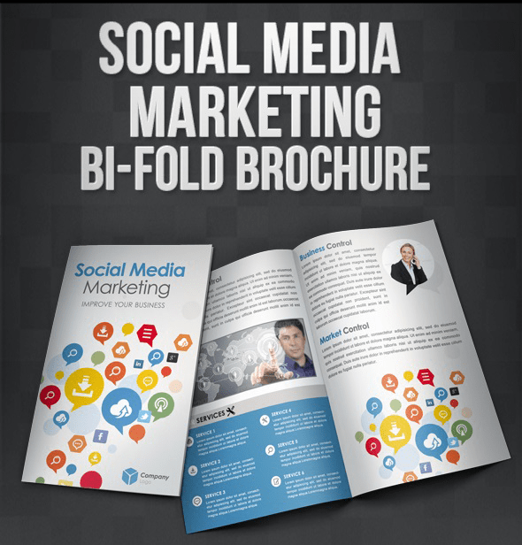 free marketing brochure templates