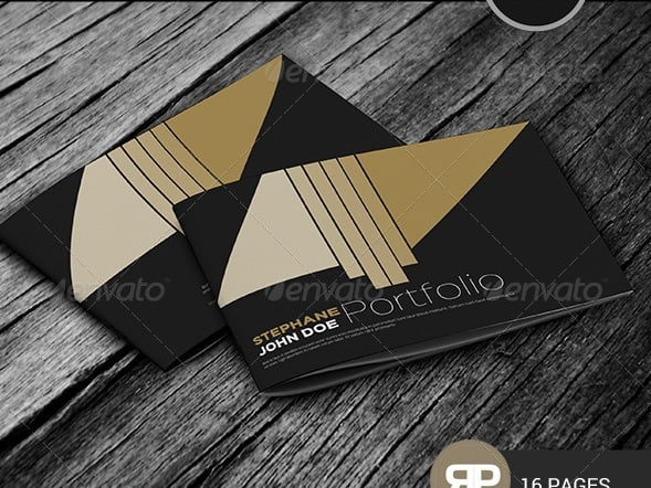antlantida portfolio brochure template