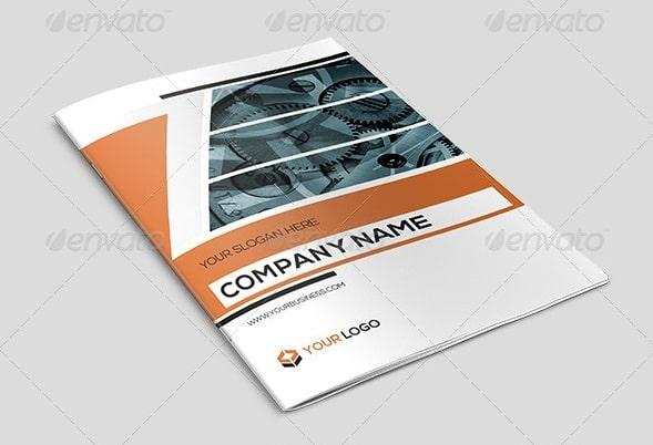 Best Free Premium Brochure Templates Pixelscom - Bifold brochure template