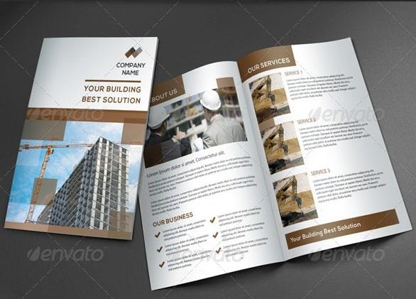 2014 Free & Premium Brochure Templates | 56Pixels.Com