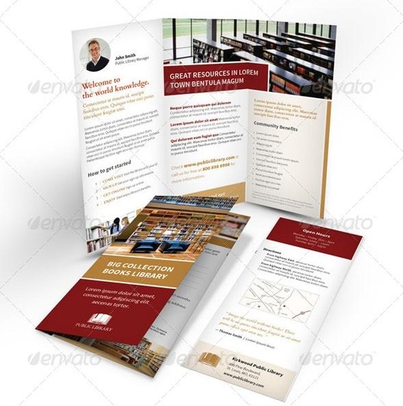 Best 200 Free & Premium Brochure Templates | 56pixels com