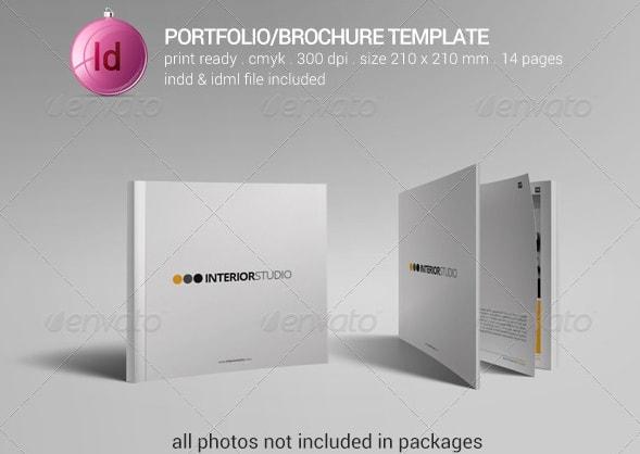 portfolio / brochure template