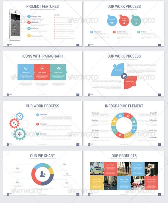 Free Infographic » Free Infographics For Powerpoint Download ...