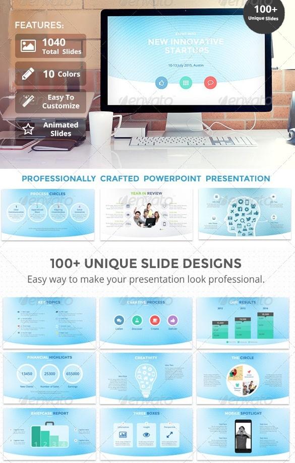 versa powerpoint template