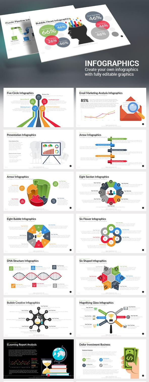 and premium powerpoint templates com slidelicious the ultimate powerpoint presentation template which can be used for all kind of business and project related you can even use the template in