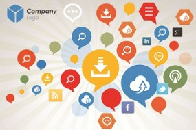 Social Media Marketing Flyer_Blue copy