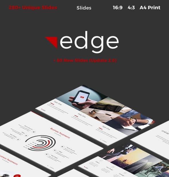 edge slides