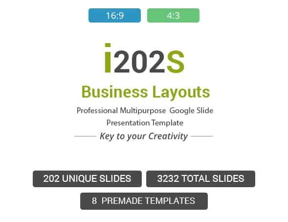 i202s business layouts google slides presentation template