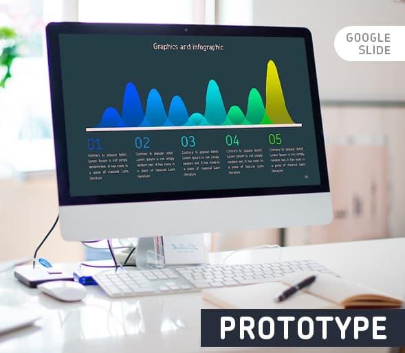 prototype presentation google slides